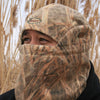 Avery Fleece Neck Gaiter Mossy Oak Shadow Grass Blades