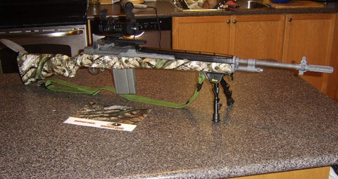 Mossy Oak Graphics Rifle Skins (Treestand)
