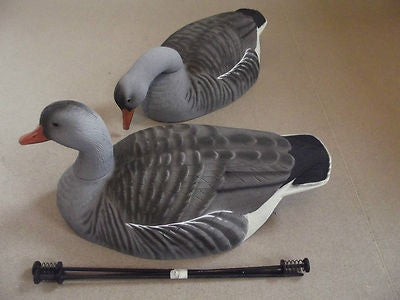 Avery Greylag Goose Shell Decoys 6 Pack