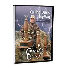 Barnie Calef Duck Calling Instructional DVD