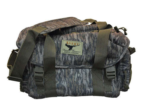 Avery Finisher Blind Bag Mossy Oak Bottomland