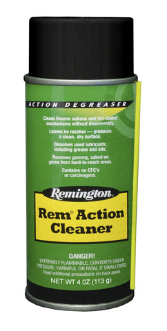 Remington Rem- Action Cleaner /Gun Oil/ Action Cleaner/4oz (113g)