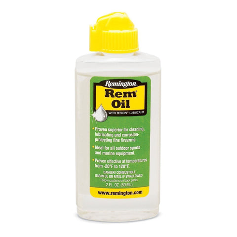 Remington Gun Oil with Moisture Guard 2oz / 60ml