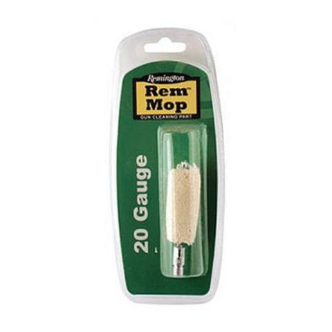 "Remington ""Rem -Mop"" 20ga Barrel cleaner"