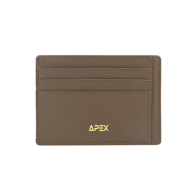 Brussels Calf 6-Slot Card Holder - ApexAccessories