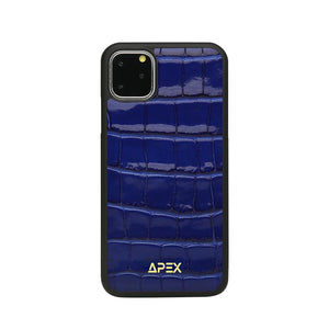 Florida Croc Leather Iphone Case - ApexAccessories