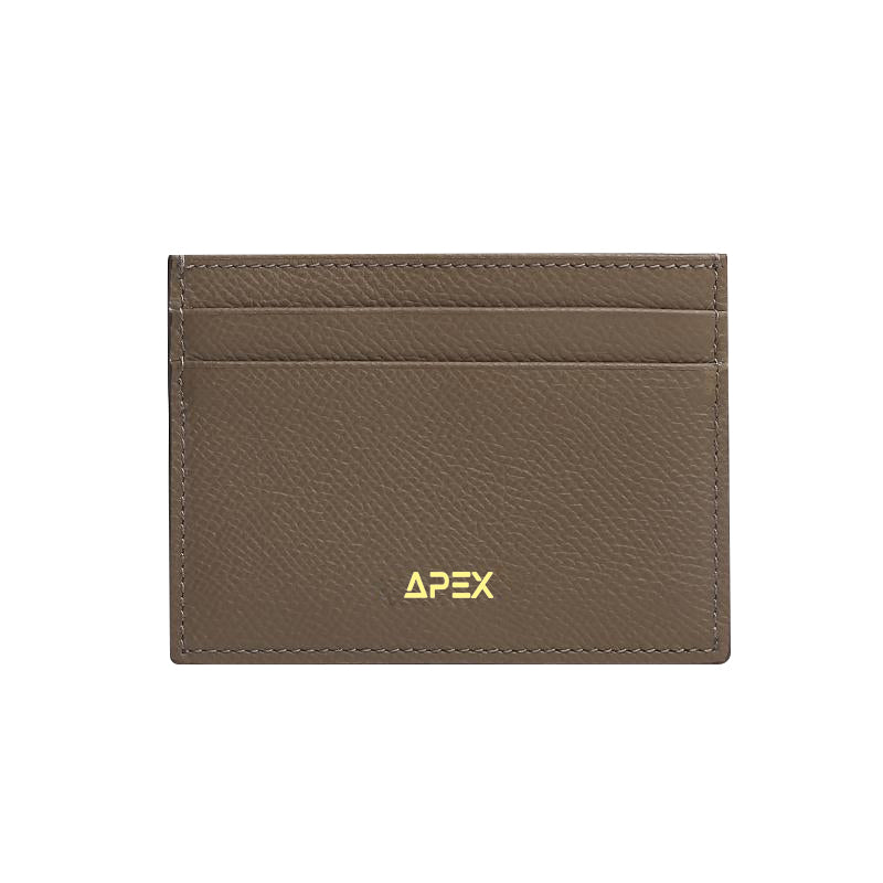Brussels Calf Card Holder - ApexAccessories