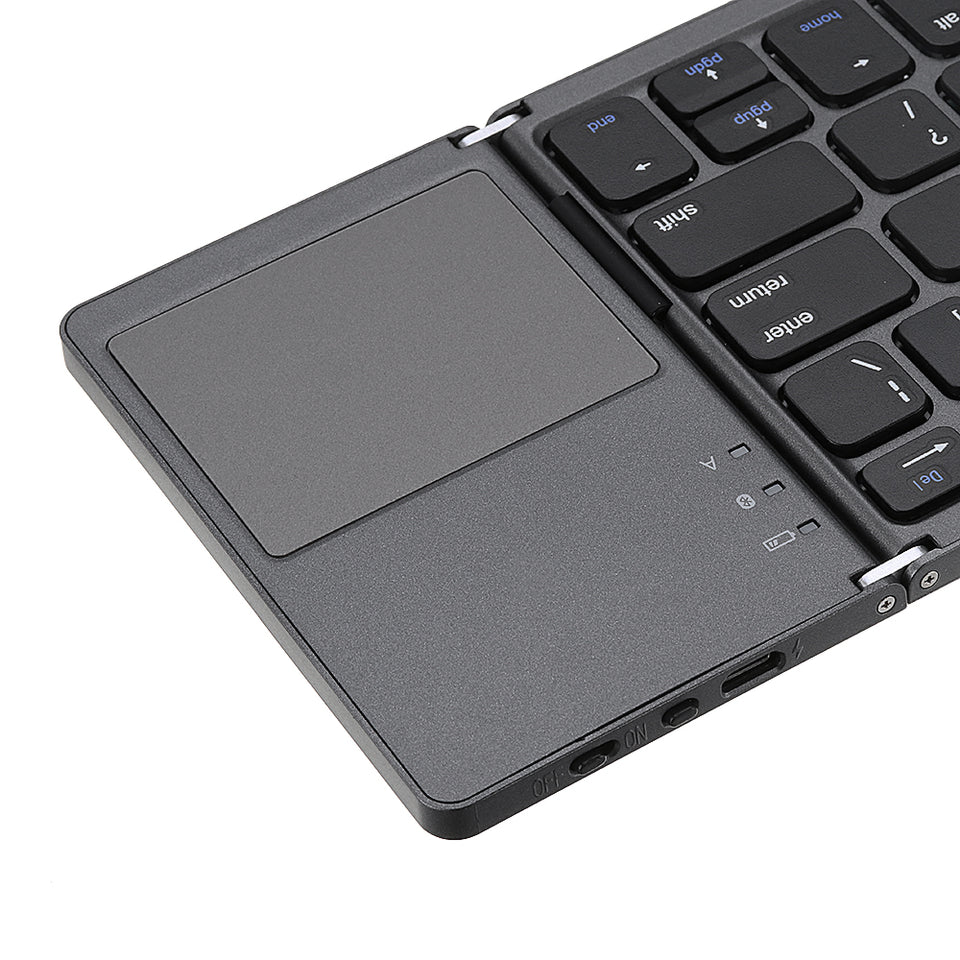 annepro2 - Mini Foldable Touch 3.0 bluetooth Keyboard For Samsung Dex Win/iOS/Android System - Anne Pro 2 -