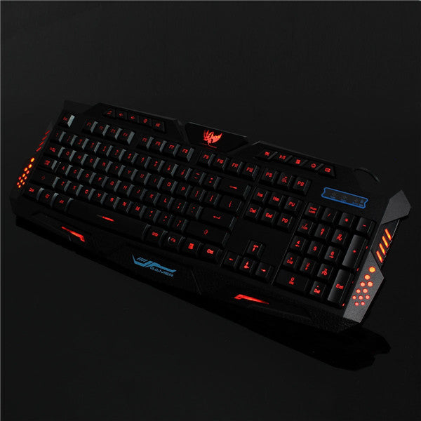 M200 | LED Backlit Wired Gaming Keyboard - Anne Pro 2