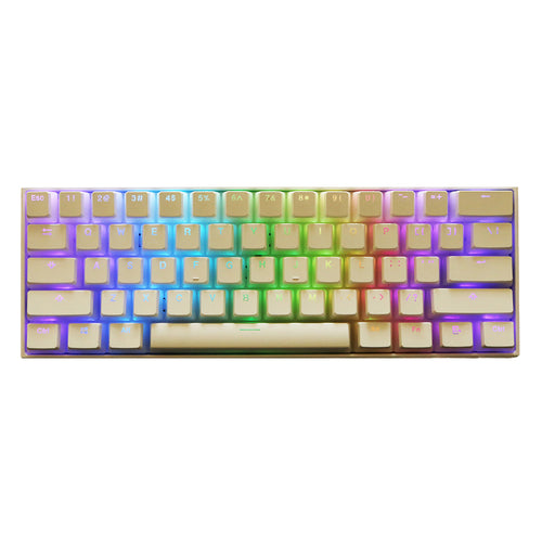 annepro2 - 108 Key PBT OEM White Pudding Keycap Translucent Key Caps for Mechanical Keyboard - Anne Pro 2 -