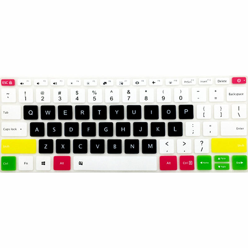 annepro2 - Multicolor Silicone Keyboard Cover For Xiaomi Air Laptop 12.5 inch 13.3 inch 15.6 inch Notebook Pro - Anne Pro 2 -
