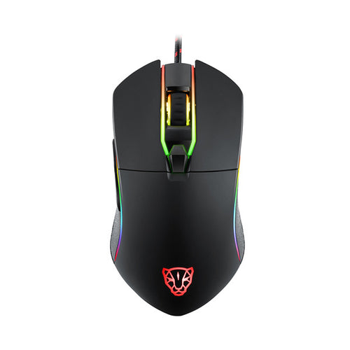 annepro2 - MOTOSPEED V30 Catamount 3500DPI RGB Backlit 6 Buttons Wired Gaming Mouse - Anne Pro 2 -