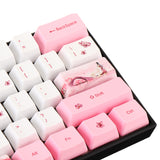 MechZone OEM | PBT Sublimation Girl | Keycaps for 60% Mechanical Keyboards