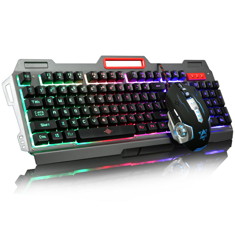 annepro2 - 104Keys USB Wired Backlit Mechanical Hand-feel Gaming Keyboard Mouse Mouse Pad Set - Anne Pro 2 -