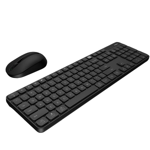 Xiaomi MIIIW Wireless Keyboard & Mouse Set for Windows/Mac | One-button Switching |104 Keys | Waterproof - Anne Pro 2