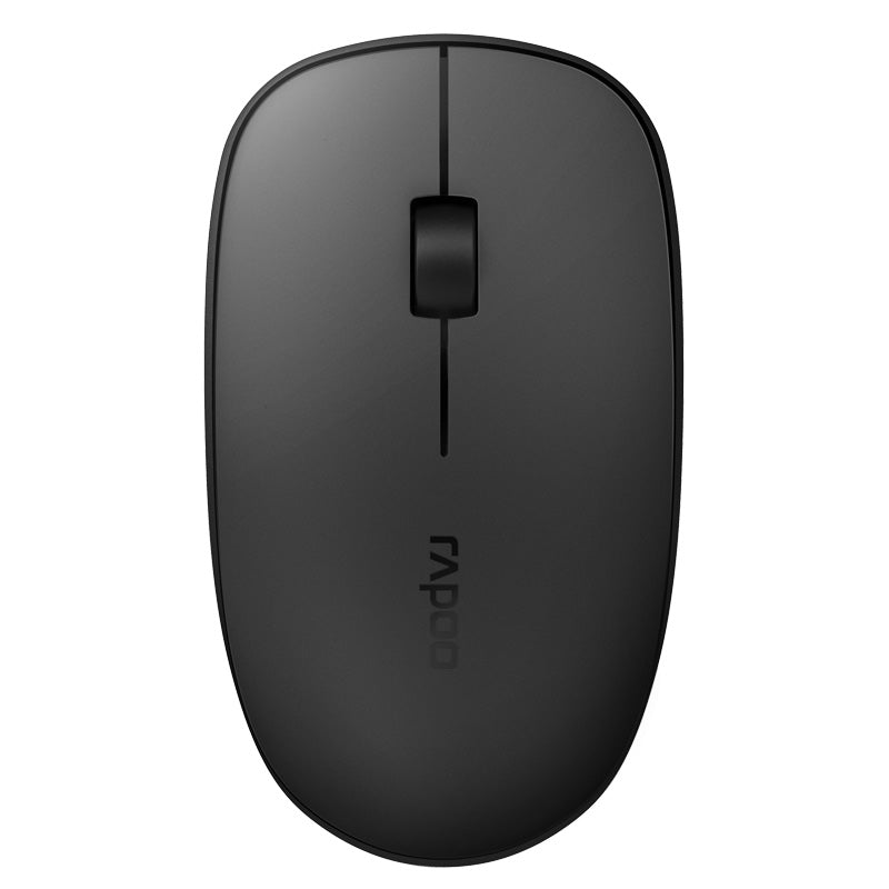 annepro2 - Rapoo M200 1300DPI Multi-Mode bluetooth 3.0/4.0 2.4GHz Wireless Optical Mouse for Laptops Tablets - Anne Pro 2 -