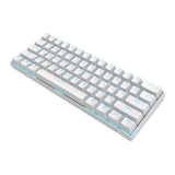 Royal Kludge RK61 | Dual Mode | 60% Golden / Ice Mechanical Gaming Keyboard - Anne Pro 2
