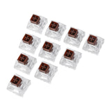 annepro2 - 70PCS Pack Kailh BOX Brown Switch Tactile Keyboard Switch for Keyboard Customization - Anne Pro 2 -