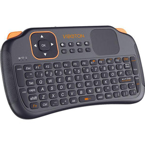 VIBOTON S1 | Mini Wireless Smart Keyboard - Air Mouse for Mini PC -Android  - TV - HTPC - Anne Pro 2