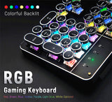 The Old Way | Retro RGB Mechanical Gaming Keyboard - Anne Pro 2