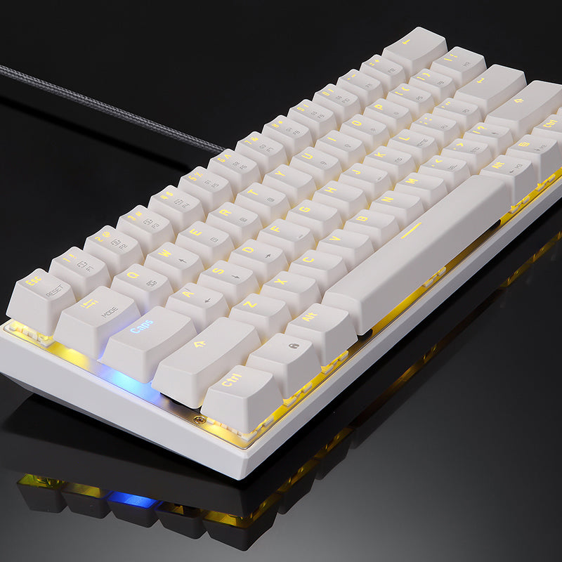 Motospeed CK62 | Dual-Mode | Outemu Switch | RGB Mechanical Keyboard - Anne Pro 2