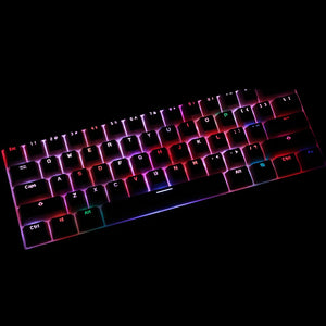 annepro2 - Royal Kludge RK61 bluetooth Wired Dual Mode 60% RGB Mechanical Gaming Keyboard - Anne Pro 2 -