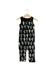 Tank Jumpsuit with Explorer Booty | Cactus Print