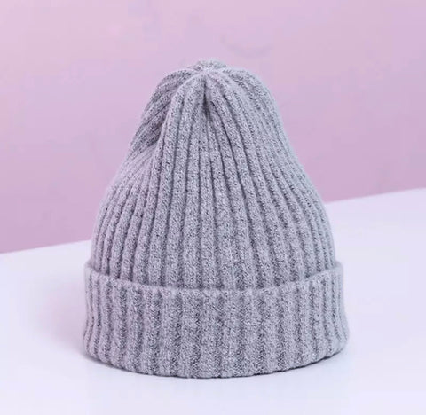 The Willa Beanie Grey