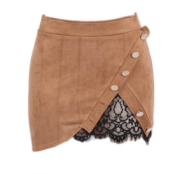 Ladies High Waist Pencil Skirts
