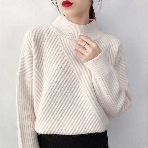 Turtleneck Winter Sweater