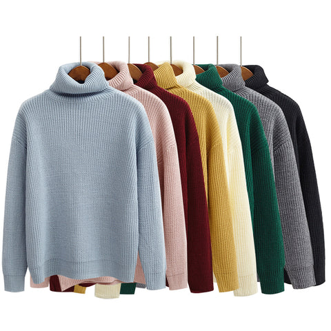 Thermal Thickening Retro Sweater