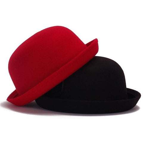 Retail Little Girls Fedora Hat