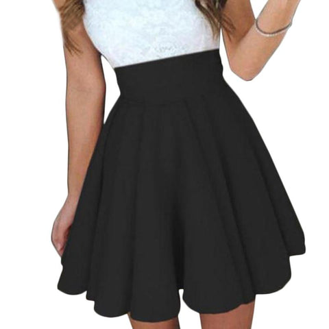 Women Dance Clothing Short Skirts