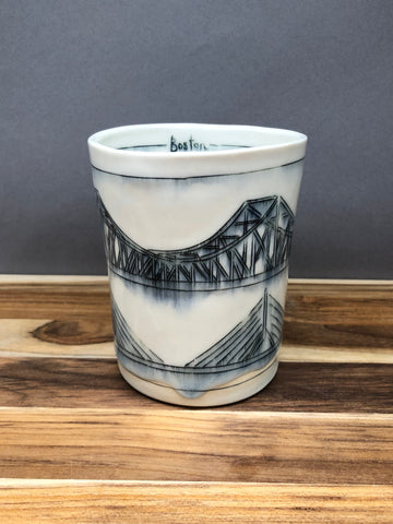 Boston Bridge Tumbler