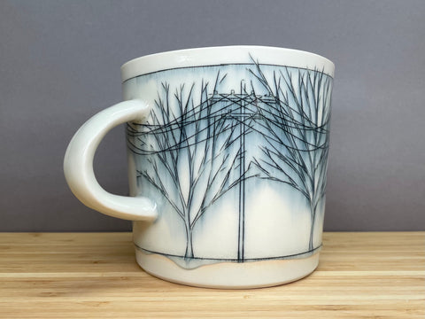 Giant Streetscape Mug