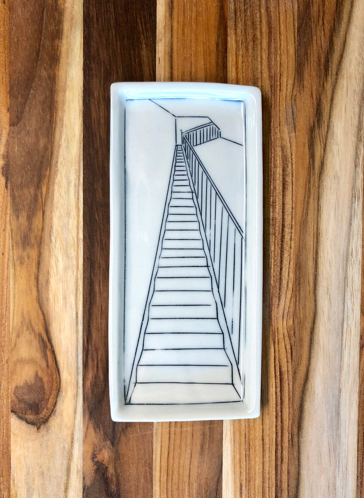 Staircase Trinket Dish