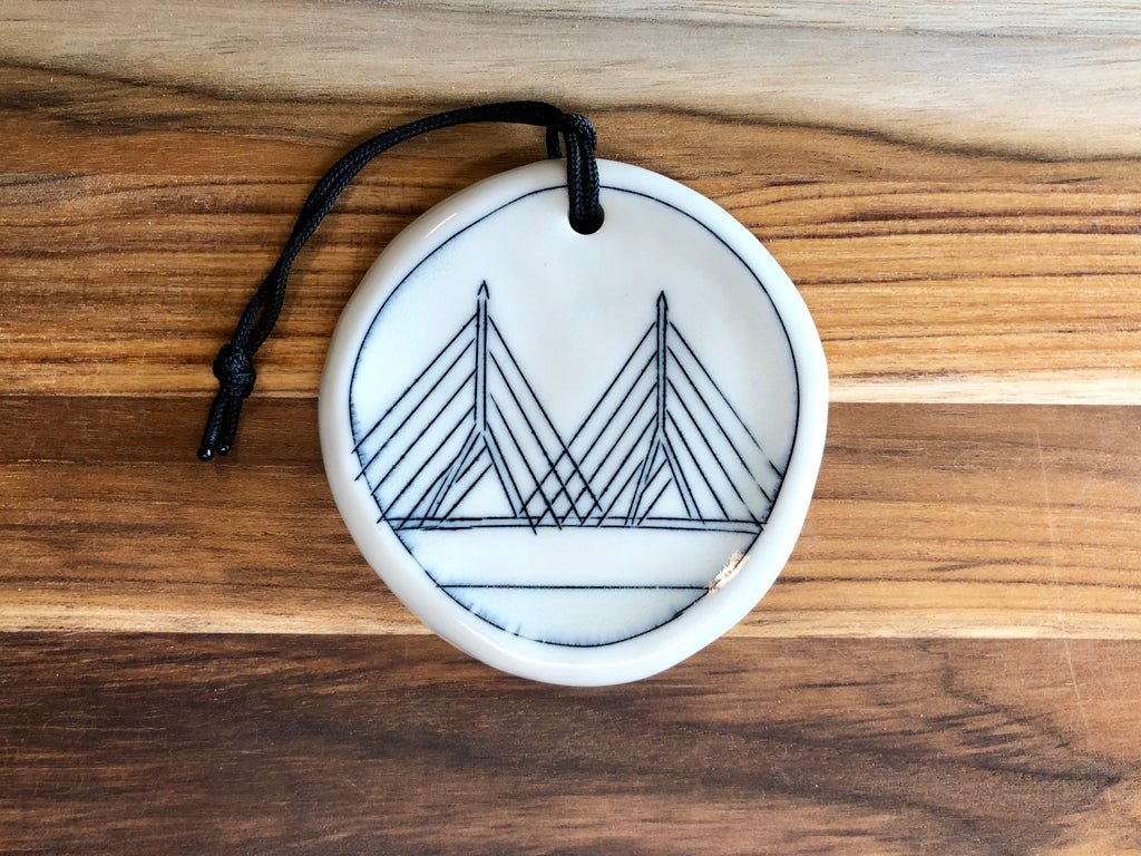 Zakim Bridge Ornament
