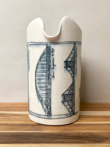 Bridges of Pittsburgh Pitcher