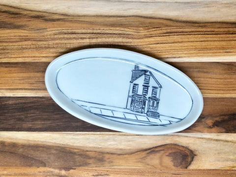 Small Home Oval