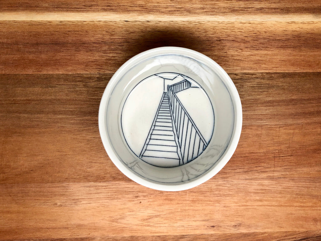 Staircase Everyday Bowl