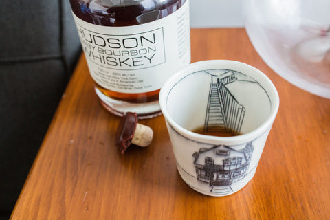 Custom Whiskey Cup