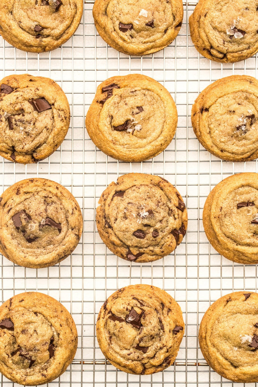 6-pack Sea Salt Chocolate Chip Cookies