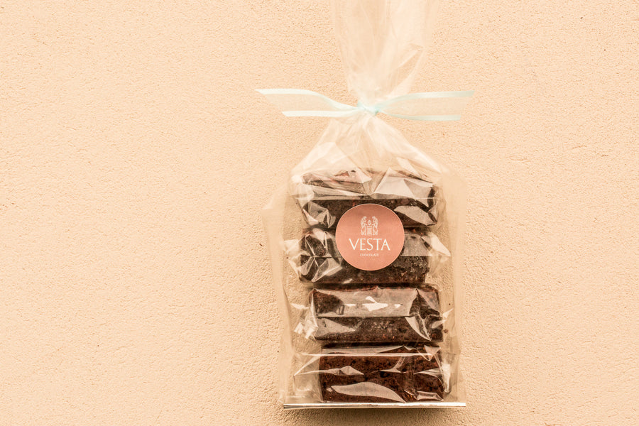 4-pack Cacao Sea Salt Brownie