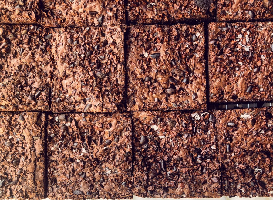 12-pack Cacao Sea Salt Brownie