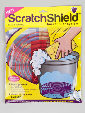 ScratchShield Red