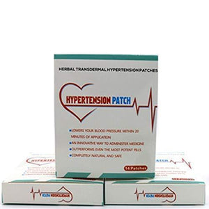 Aegis Hypertension Patch