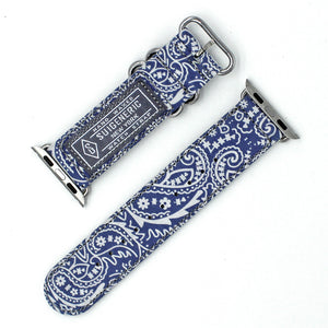 BANDANA - BLUE for 38mm