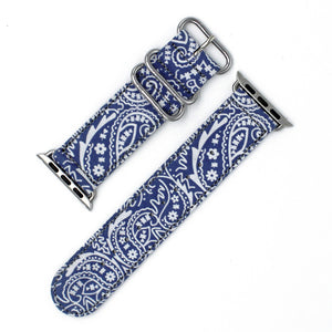 BANDANA - BLUE for 38/40mm