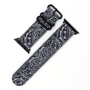 BANDANA - BLACK for 42/44mm