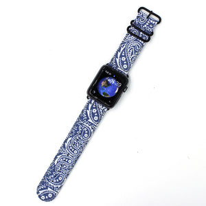 BANDANA - BLUE for 42/44mm